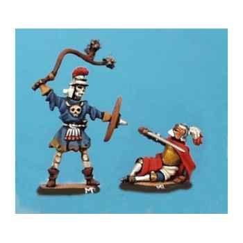 Figurine - Kit à peindre Lutteurs - CA-031