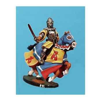 Figurine - Kit à peindre Chevalier au combat 3 - CA-034