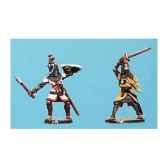 figurine kit a peindre combat de chevaliers 1 ca 037