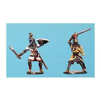 Figurine - Kit à peindre Combat de chevaliers 1 - CA-037