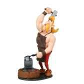 figurine kit a peindre cetautomatix asterix 01
