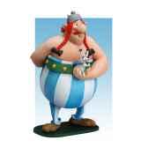 figurine kit a peindre obelix asterix 09