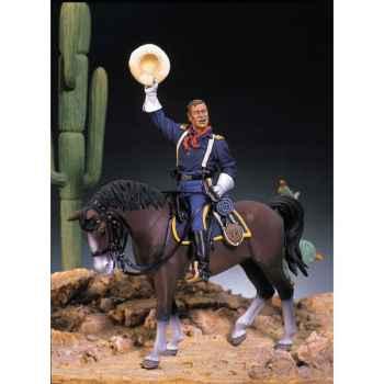 Figurine - Kit à peindre Fort Apache - S4-F10