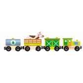 story train ferme janod j08532
