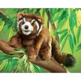 marionnette peluche panda roux folkmanis 2937