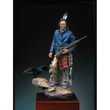 Figurine - Kit à peindre Explorateur Crow  1876 - S4-F24