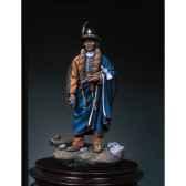 figurine kit a peindre comanche s4 f25