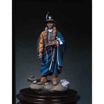 Figurine - Kit à peindre Comanche - S4-F25