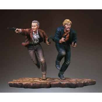 Figurine - Kit à peindre Butch Cassidy - S4-F30