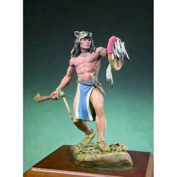 Figurine - Kit à peindre Comanche  1860 - S4-F31