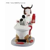 vache mmr pin up cow resine mm cowparade 47848