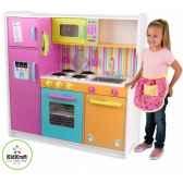 grande cuisine de luxe aux couleurs vives kidkraft 53100