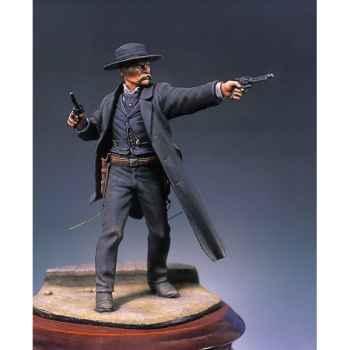 Figurine - Kit à peindre Wyatt Earp - S4-F9