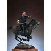 figurine kit a peindre generageorge a custer en 1865 s4 s10