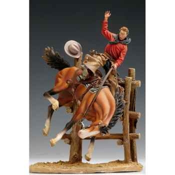 Figurine - Kit à peindre Bronco Billy en 1880 - S4-S12