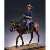 figurine kit a peindre cavalier armee e u en 1880 s4 s3