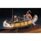 figurine kit a peindre les maraudeurs de la riviere en 1750 s4 s4