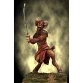 figurine kit a peindre satyre narnia 01