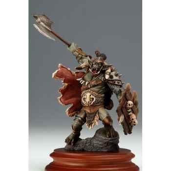 Figurine - Kit à peindre Volgor, The Skull Hunter - WS-02