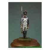 figurine kit a peindre sergent d infanterie de ligne en 1810 garde a vous na 010