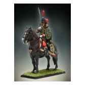 figurine kit a peindre officier de hussards a chevana 014