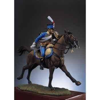 Figurine - Kit à peindre Hussard 2 - S7-F13