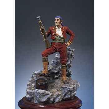 Figurine - Kit à peindre Guérillero espagnol en 1807-1814 - S7-F5