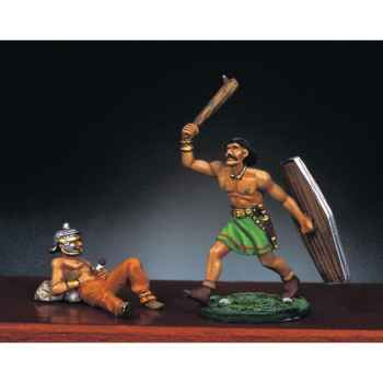 Figurine - Kit à peindre Guerriers barbares I - RA-020
