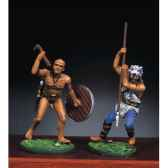 figurine kit a peindre guerriers barbares ii ra 021
