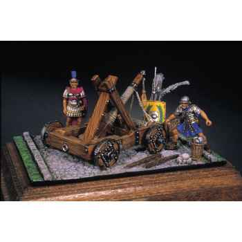 Figurine - Kit à peindre Catapulte romaine - RA-022