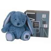 lapin noeud 28 cm vieux bleu histoire d ours 2179