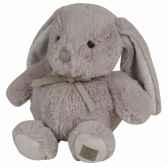 lapin noeud 28 cm gris perle histoire d ours 2181