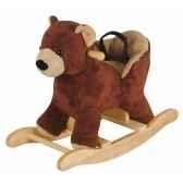 bascule bebe siege ours avec son ceinture de maintien histoire d ours 1398