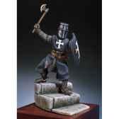 figurine kit a peindre chevalier en 1280 sm f04