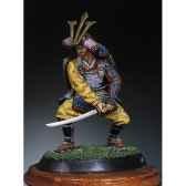 figurine kit a peindre samourai en 1300 sm f05