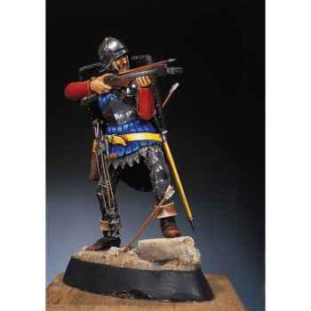 Figurine - Kit à peindre Arbalétrier en 1480 - SM-F07