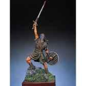 figurine kit a peindre brave heart en 1297 sm f10