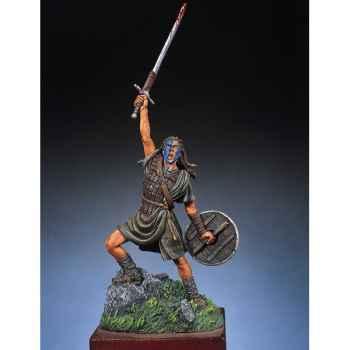 Figurine - Kit à peindre Brave Heart en 1297 - SM-F10
