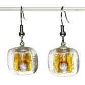 boucle d oreille crochet collection brillance sunshine rozetta 502sf