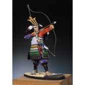 figurine kit a peindre archer samourai en 1300 sm f11