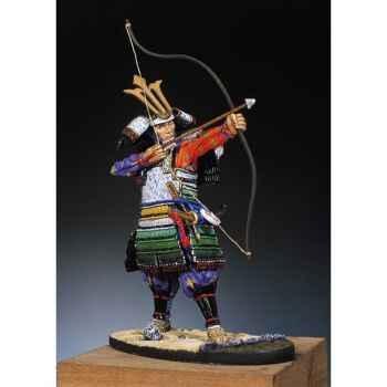 Figurine - Kit à peindre Archer samouraï en 1300 - SM-F11