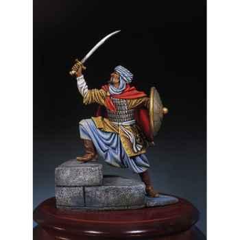 Figurine - Kit à peindre Guerrier arabe en 1250 - SM-F13