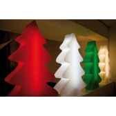 sapin lumineux maxi rouge ruby lumenio 16836