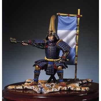 Figurine - Kit à peindre Général samouraï - SM-F14