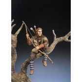 figurine kit a peindre robin des bois sm f17
