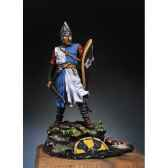 figurine kit a peindre chevalier normand hastings en 1066 sm f18