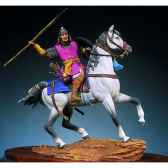 figurine kit a peindre archer musulman a chevaen 1187 sm f20