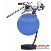 globe 15 cm magnetique flottant neptune cartotheque egg slmf15nept