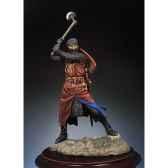 figurine kit a peindre chevalier arme dune hache sm f23