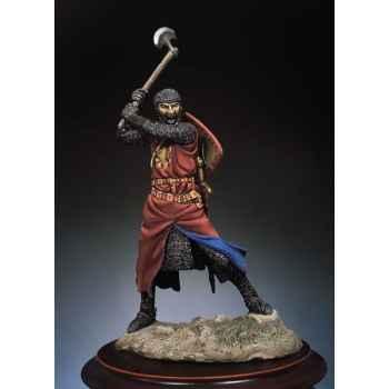 Figurine - Kit à peindre Chevalier armé d'une hache - SM-F23